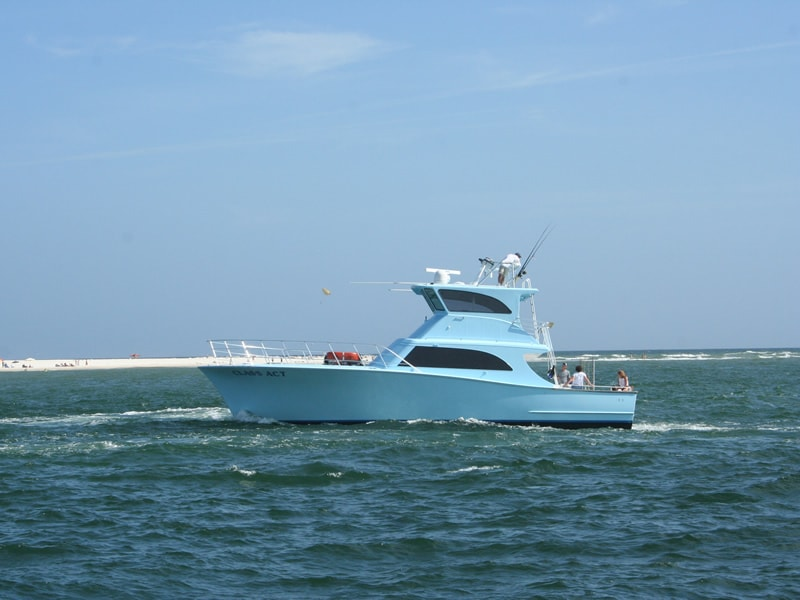 Class Act Cruising On The Gulf