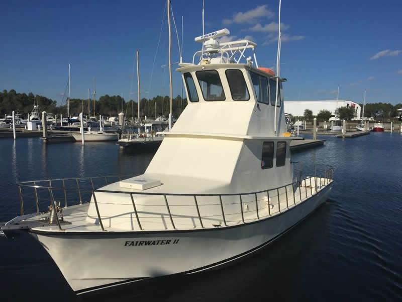 Fairwater II At Zeke's Marina